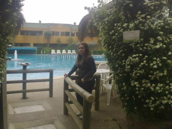 Rosa Agustina Club Resort & Spa: piscina