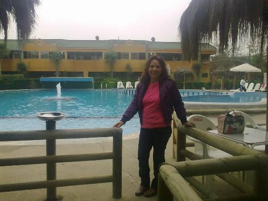 Rosa Agustina Club Resort & Spa : piscina