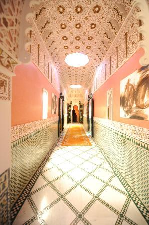 L Mansion Marrakech: Hotel hall