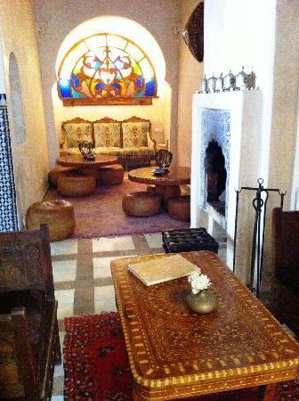 Riad Malaika: Lounge