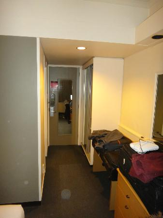Mercure Auckland: room
