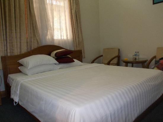 Victory Hotel: Comfy Bed