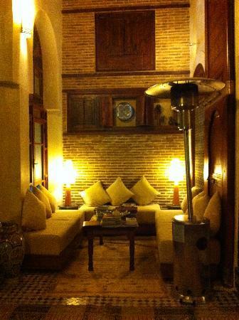 Ryad Salama Fes: Lounge