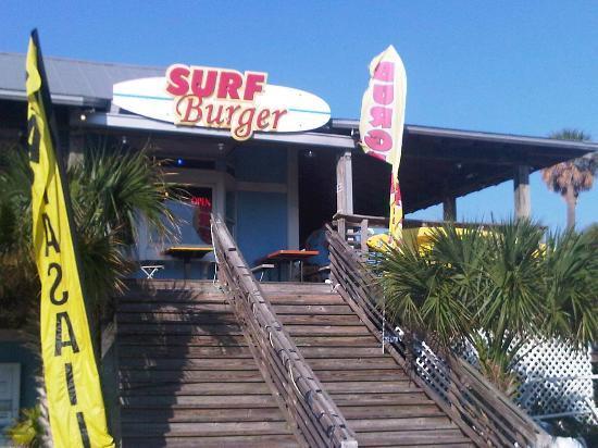 Surf Burgers >> Surf Burger Pensacola Beach Menu Prices Restaurant Reviews