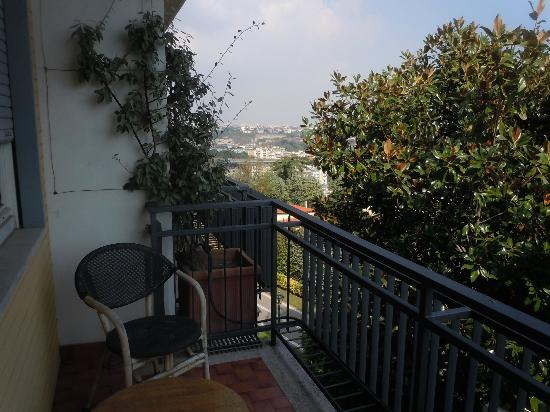 Culture Hotel Villa Capodimonte: Balcony