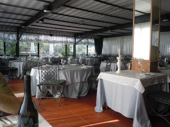 Culture Hotel Villa Capodimonte : Hotel Restaurant