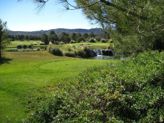 Diamond Valley Golf Club: wonderful vistas