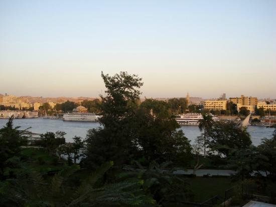 Movenpick Resort Aswan: View from our room again!!