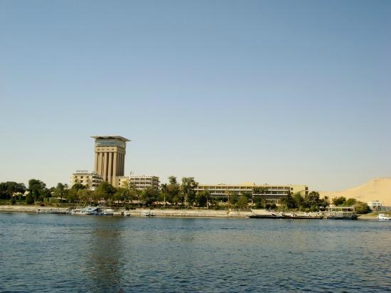 Movenpick Resort Aswan: The island
