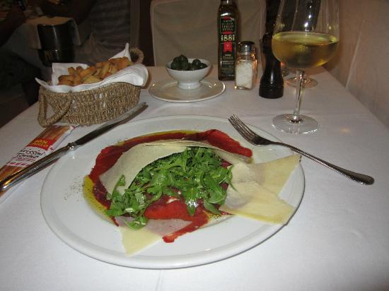 San Marco Italian Restaurant Seville