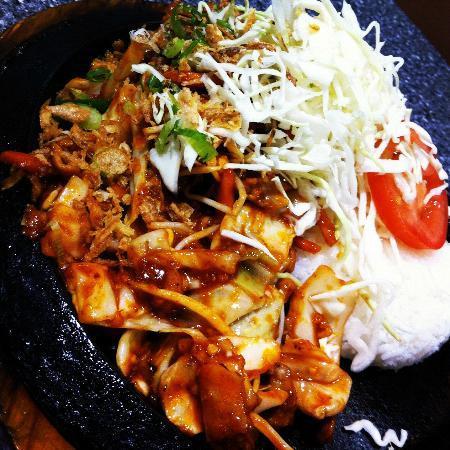 Corea Corea: Spicy Pork