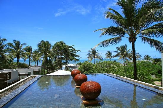 Aleenta Resort & Spa Phuket Phangnga: Hotel lobby
