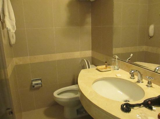 LP Los Portales Hotel Cusco: Bathroom