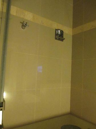 LP Los Portales Hotel Cusco : Shower