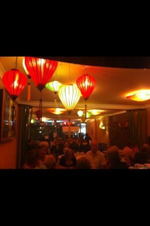 Thuy Linh : beautiful ambience, friendly staff and simple yet delicious food