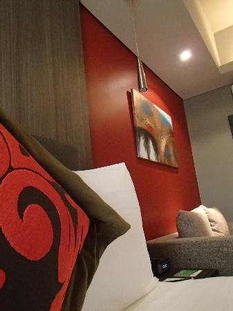 F1 Hotel Manila: Art object