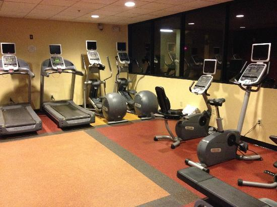 Courtyard by Marriott Orlando Lake Buena Vista at Vista Centre: Fitness Center