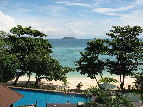 Holiday Inn Resort Phi Phi Island: View from Coral Sea View Deluxe Studio