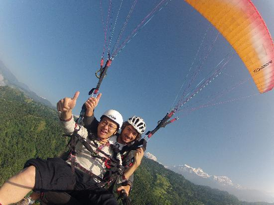 Fly Nepal Paragliding