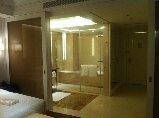 The Okura Prestige Taipei: My room, bathroom
