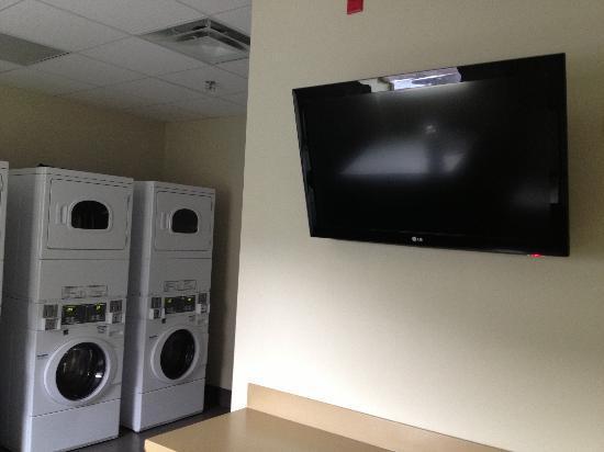 HI-Whistler: Laundry