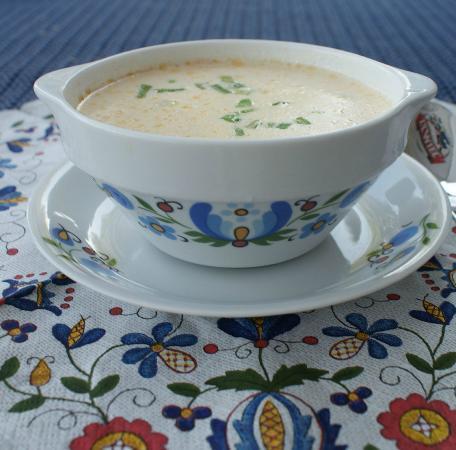 Zajazd U Czorlinsciego: Zupa z kurek