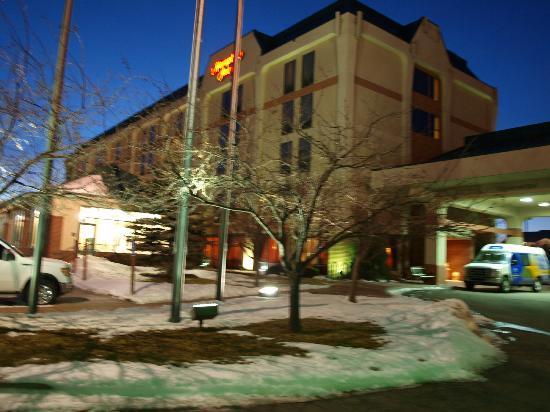 Hampton Inn Denver - International Airport: Hotel Building