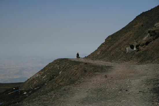 Monte Etna: Isolation View