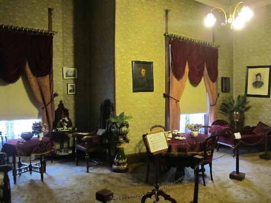 President Paul Kruger House: inside the house