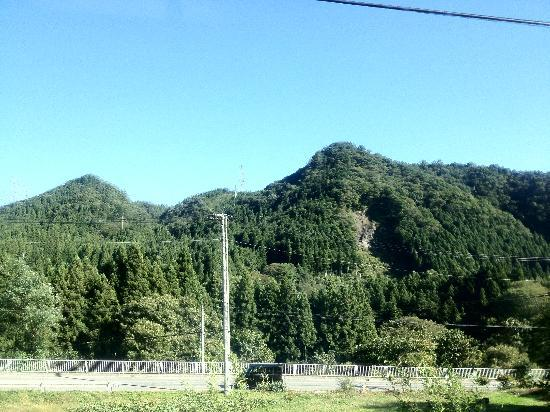 Hinatamikan: Away from the city