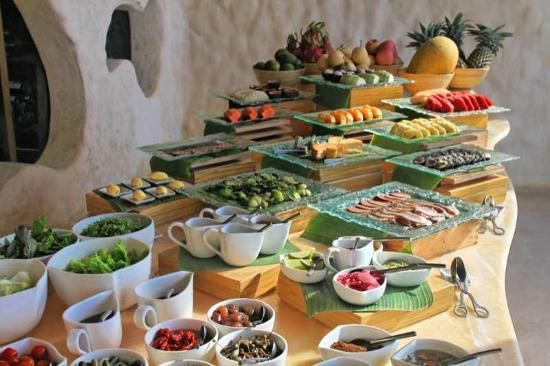 Six Senses Con Dao: Breakfast