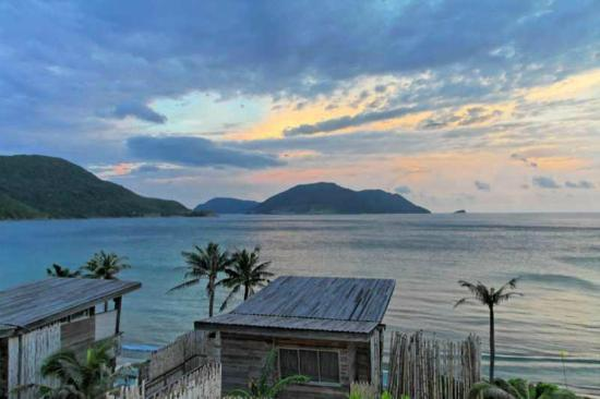 Six Senses Con Dao: View from the Balcony