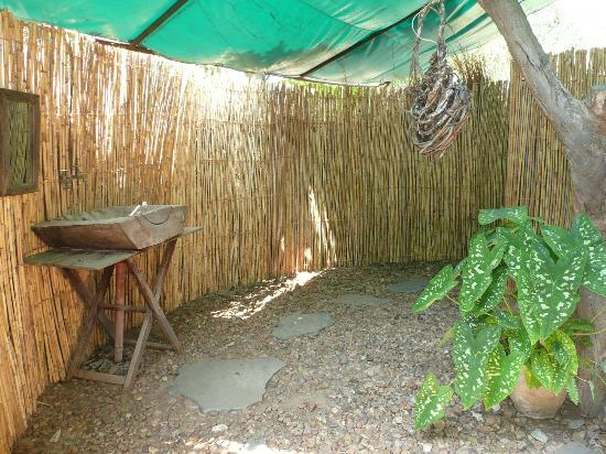 Croc Valley Camp - bathroom - Picture of Croc Valley Camp, South ...