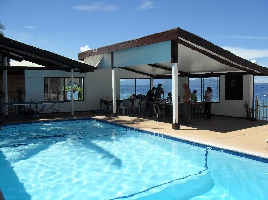 Peters Dive Resort: Resort Swimming Pool