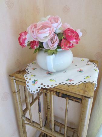 Au Bon Marechal: flowers