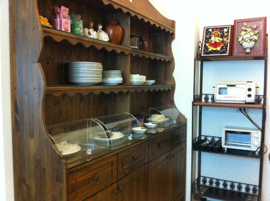 Roserider: 早餐的小客廳