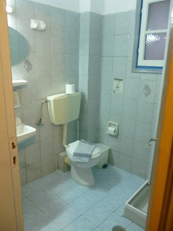 Atalos Apartments & Suites: baño