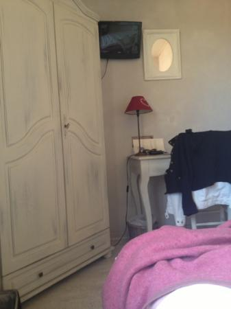Hotel Du Musee: notre chambre