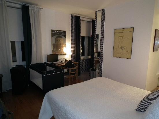 Casabella B&B : The room