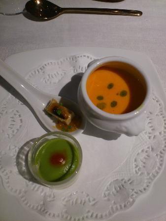 Restaurant Gaudir: aperitivos