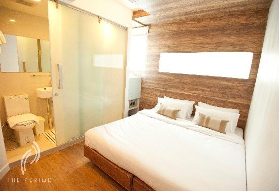 The Period Pratunam: Endless Superior room (double bed)