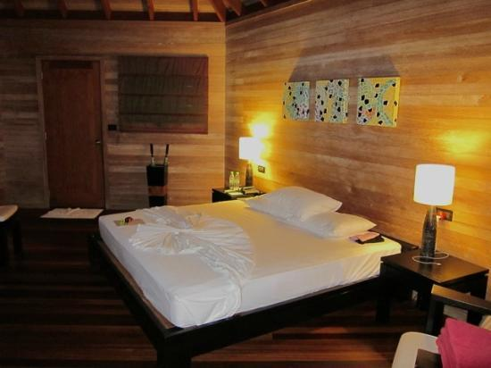 Mirihi Island Resort: The room (Room #21)