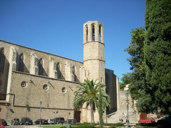 Reial Monestir de Santa Maria de Pedralbes : autre vue