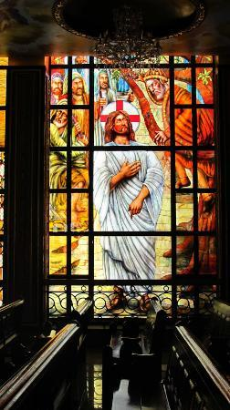 The Heavenly Cathedral : Stained Glass