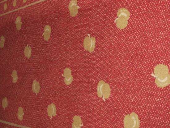 Hotel Mercure Lisieux : carpet