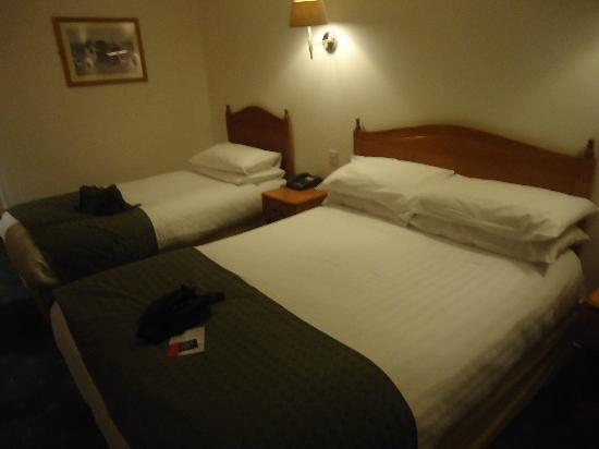 North Star Hotel: Very comfort beds...