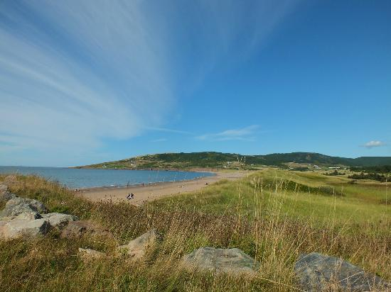 Clayton Farm Bed & Breakfast: Mabou Beach
