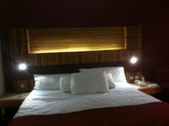 Radisson Blu Hotel, Athlone: Bed