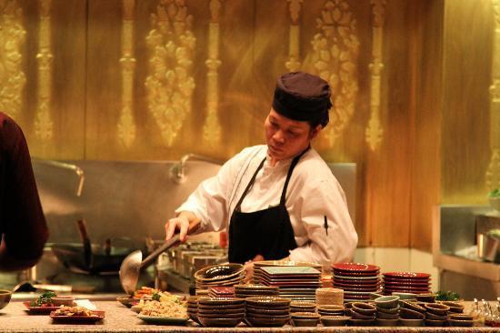منتجع حياة ريجنسي شرم الشيخ: Thai Restaurant 