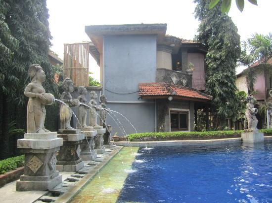Putu Bali Villa and Spa: so tranquil